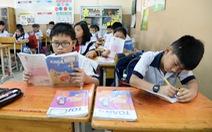 Giao hiệu trưởng chọn sách giáo khoa: chọn xong có phải đổi theo luật mới?