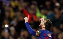 Messi ghi bàn và kiến tạo đẳng cấp, Barca hạ Dortmund đoạt vé đi tiếp