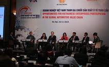 Đặt hàng doanh nghiệp Việt sản xuất lốp ôtô, nhưng vẫn khó