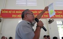 Cử tri Nha Trang bức xúc với sai phạm suốt 20 năm ở dự án du lịch Sông Lô