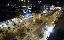TP.HCM cấm xe ra vào đường Nguyễn Huệ liên tục ba đêm cuối tuần