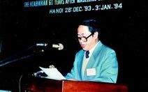 Giáo sư Hà Văn Tấn: Vì tinh tú về trời
