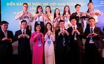 Trí thức trẻ vì mục tiêu phát triển bền vững đất nước