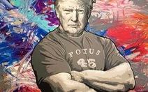 Ai photoshop hình cho ông Trump?