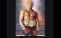 Ông Trump gây tranh cãi khi đăng hình cơ thể cơ bắp boxing trên Twitter