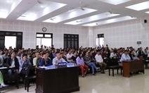 Chủ tọa phiên tòa Bách Đạt An và Hoàng Nhất Nam: 'Không phải hội nghị mà vỗ tay'