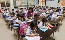 TP.HCM lo 'sốt vó' chuyện dạy 2 buổi ngày theo chương trình phổ thông mới