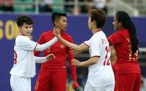 Tuyển nữ Việt Nam nhận 1 tỉ đồng tiền thưởng sau trận thắng Indonesia