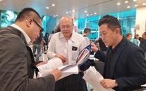 Chuyên cơ Cần Thơ thuê chở 200 doanh nghiệp Nhật đã hạ cánh
