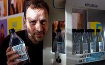 Nước rửa chén mới làm từ cồn bia