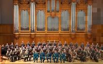 Dàn nhạc Lực lượng vệ binh quốc gia Nga lần đầu tiên biểu diễn tại Việt Nam