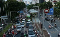 Hà Nội xây dựng 600 nhà chờ xe buýt tiêu chuẩn châu Âu tại 12 quận