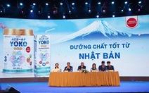 Yoko của Vinamilk ứng dụng dưỡng chất từ Nhật Bản