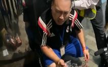 Tấn công bằng dao ở Hong Kong, 6 người bị thương