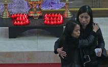 Người Việt ở Anh tưởng niệm 39 nạn nhân trong container