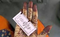 Miễn phí xe buýt cho phụ nữ ở New Delhi