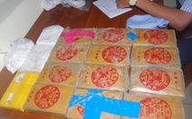 Phát hiện hơn 25 bánh ma túy trôi dạt vào bờ biển Quảng Nam