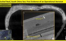Trung Quốc triển khai khinh khí cầu do thám ở quần đảo Trường Sa