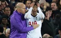 Giọt nước mắt của Son Heung Min và tình người trong thể thao