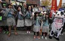 Cha mẹ Hàn Quốc dạy con trở nên thông minh ra sao?