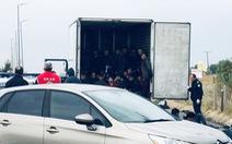 Đến lượt Hi Lạp tìm thấy 41 người di cư trong container
