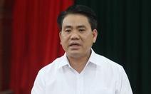 Lãnh đạo Hà Nội xin rút kinh nghiệm sâu sắc vụ xử lý ô nhiễm nước sông Đà