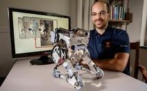 Robot hai chân di chuyển cân bằng như người