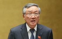 Chánh án Nguyễn Hòa Bình tiếp tục trả lời Quốc hội 'kỳ án' gỗ trắc