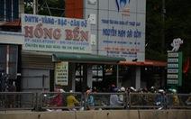 Phong tỏa tiệm vàng khai báo bị mất trộm gần 200 cây vàng