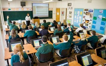Học bổng tối đa 50% duy trì nhiều năm tại Mỹ