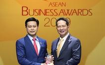 Công ty Yến sào Khánh Hòa nhận giải thưởng Doanh nghiệp ASEAN (ABA)