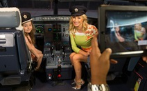 Hành khách có được phép vào buồng lái máy bay?