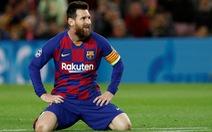 Messi 'tịt ngòi', Barcelona bị Slavia Prague cầm chân tại Nou Camp