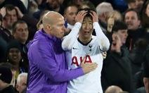Son Heung Min được xóa thẻ đỏ trong tình huống làm gãy chân Andre Gomes
