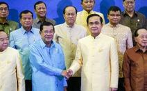 Thái Lan khẳng định không để Sam Rainsy vào nước này