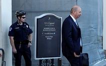 Ông Trump gặp nguy vì đồng minh phản cung trong điều tra luận tội?