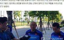 Báo Hàn 'vui mừng' khi VFF kéo dài 'mối lương duyên' với HLV Park Hang Seo