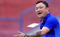 HLV Trương Việt Hoàng dẫn dắt CLB Viettel từ mùa giải 2020
