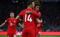 Bayern Munich, PSG và Juventus giành vé đi tiếp ở Champions League