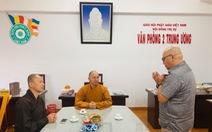 Xúc phạm Phật giáo, một tiến sĩ sám hối