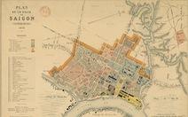 Xem bản đồ và hình ảnh hiếm có của Sài Gòn xưa