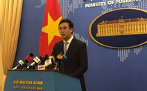 Bộ Ngoại giao hoàn toàn bác bỏ nhận định Việt Nam không có tự do Internet