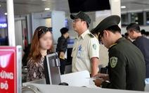 Bộ GTVT yêu cầu hãng bay tăng cường kiểm tra khách dùng giấy tờ giả đi lao động
