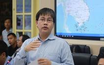 Tại sao bão số 6 có đường đi khác thường, từ Đông sang Tây?
