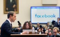 Lộ tài liệu cáo buộc Facebook lợi dụng dữ liệu người dùng để độc quyền