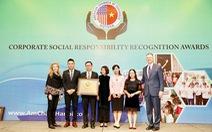 Herbalife Việt Nam vinh dự nhận Giải thưởng Trách nhiệm Xã hội Doanh nghiệp 2019 từ AMCHAM