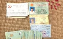 Cảnh sát giao thông tìm chủ nhân chiếc ví có 20 triệu đồng