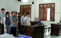 Cựu chủ tịch huyện cố ý làm trái bị đề nghị phạt 12-13 năm tù