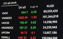 VN-Index đỏ sàn, mặc tình hình thương chiến Mỹ - Trung xanh hơn