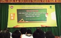 Nhiều sai phạm trong tổ chức hội nghị, tập huấn của Sở Giáo dục - đào tạo TP.HCM